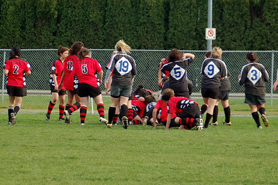 Girl's Rugby 2007