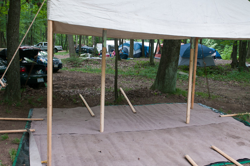 Almost a Tent