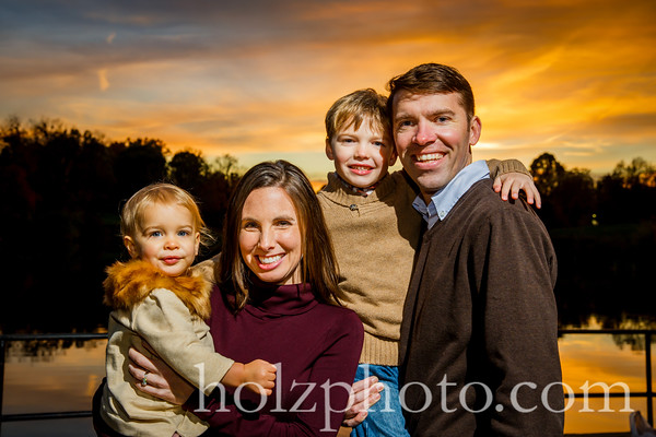 Crider Family - Color Family