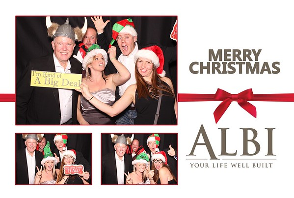 Albi Homes Christmas Party 2015