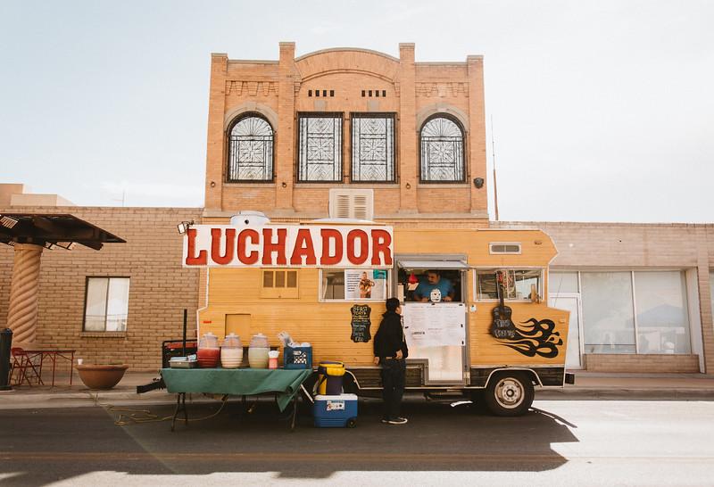 Luchador Food Truck  - April 29th, 2017 (KS)