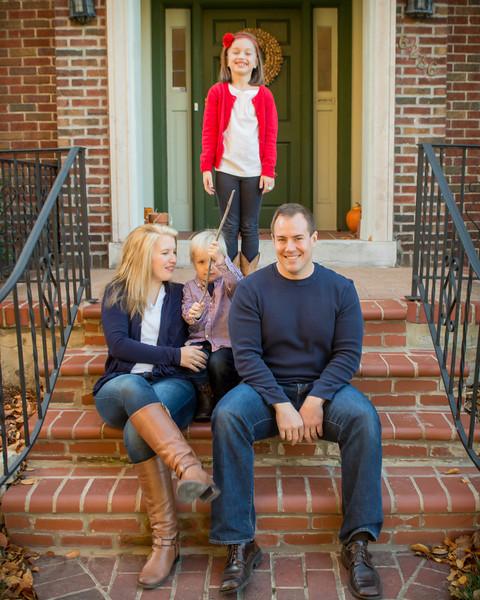 Martin Family 2013