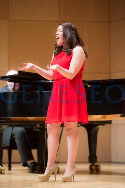 Elyssa Ramirez Senior Recital