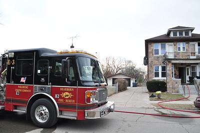 Dearborn (Michigan) fire department apparatus