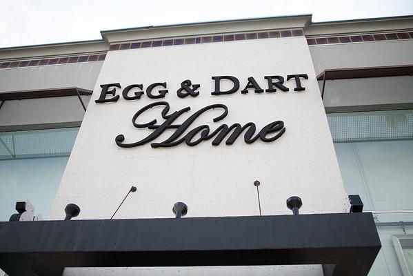 Presentation: Egg & Dart