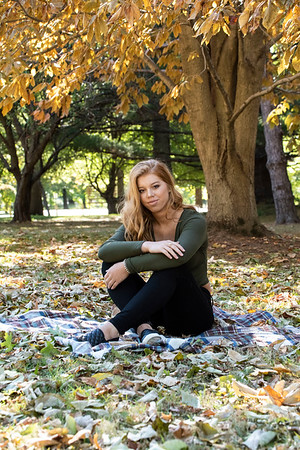 Sidney Class of 2019 (Fall Portraits)