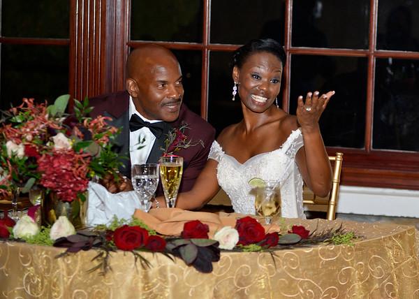 Hush-Samuels Wedding