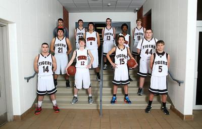 Black River Falls boys' basketball BBB1415