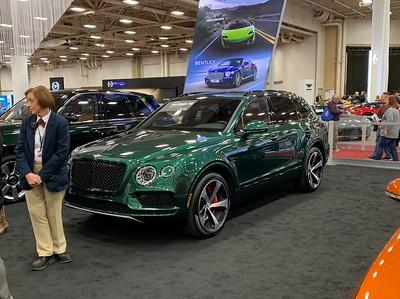Dallas Auto Show 2019