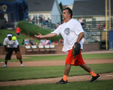 Jeff Fisher's Celebrity Softball Game 2015