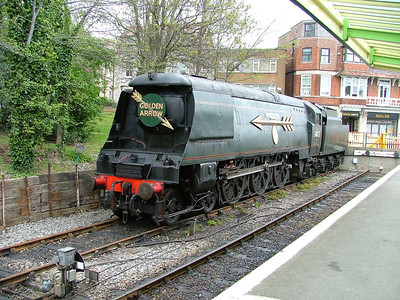 Swanage Railway - 5 May 2004