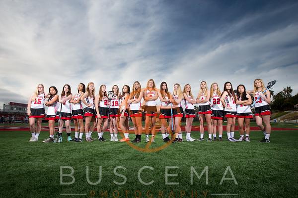 SFC Girl's Lacrosse