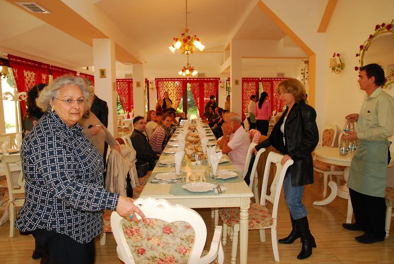 NES TT - 27, May 2010 (Evening Party - Poiana Brasow - ROXE'S Resaturant)