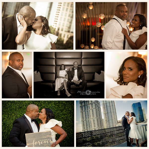 Keisa & Andre Engagement