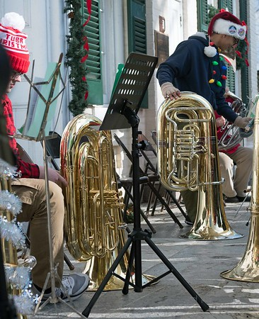 Tuba Christmas 2017
