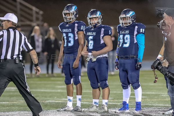 CIF Granite Hills vs Ramona 11/09/18