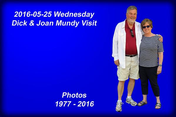 2016-05-25 Joan & Dick Mundy Visit