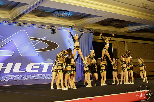 4-8-17  CCA Blaze at The Gaylord Texan