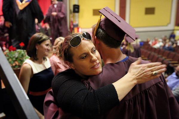 Traverse City High School Graduation: June 3, 2016