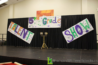 2012 LES 5th Grade Talent Show