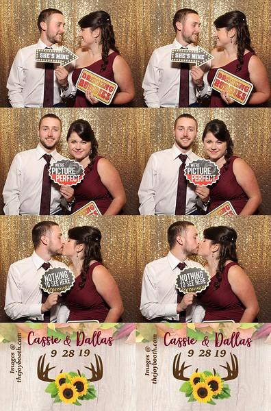 Cassie & Dallas's Wedding 9-28-2019 PRINTS