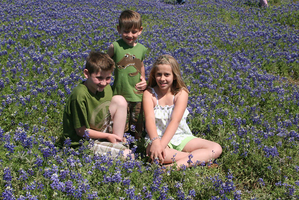 Owens Family April 09