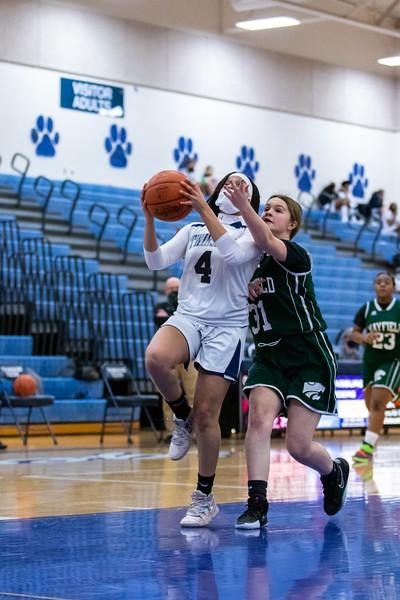 2021-02-17 -- Twinsburg vs Mayfield Middle School Girls Basketball