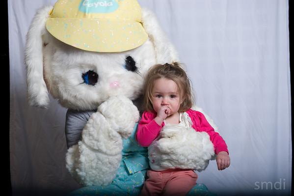 Easter Bunny Portraits