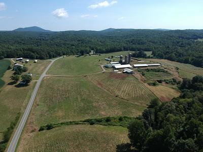 SOLD - 128 Acre Farm near Ferrum