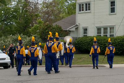 A Small Town's Memorial Day Parade