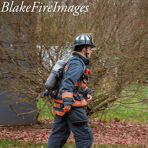 Structure Fire - 45 Mill Pond Circle Stratford CT - 11/22/20