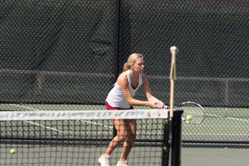 Girls' JV Tennis v Deerfield