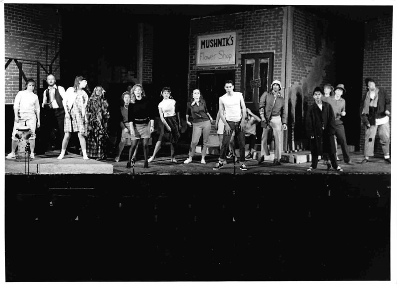 LIttle Shop of Horrors, c. 1990?