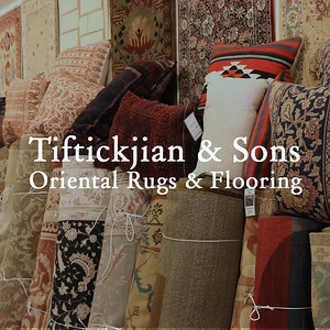 David Tiftickjian & Sons Oriental Rugs