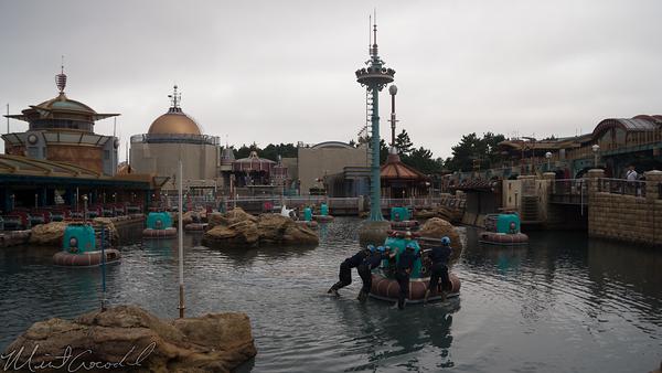 Disneyland Resort, Tokyo Disneyland, Tokyo Disney Sea, Tokyo Disney Resort, Tokyo DisneySea, Tokyo, Disney, Port Discovery, Aquatopia border=