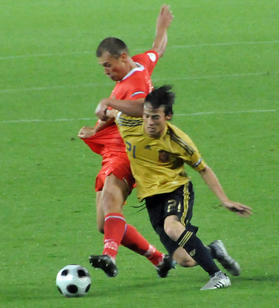 Euro 2008 Vienna Semifinal