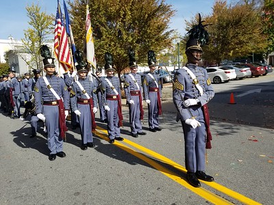Staunton Veteran's Day Parade