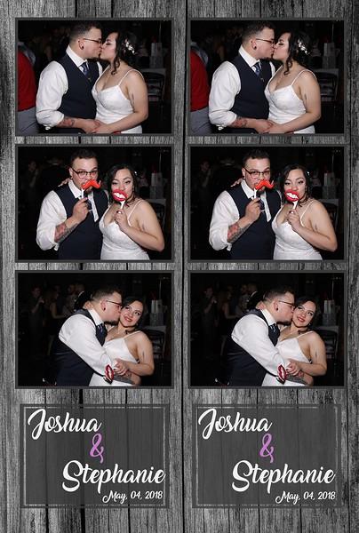 Joshua & Stephanie (05/04/18)