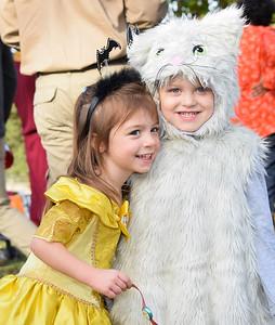 Avery's School's Fall Festival