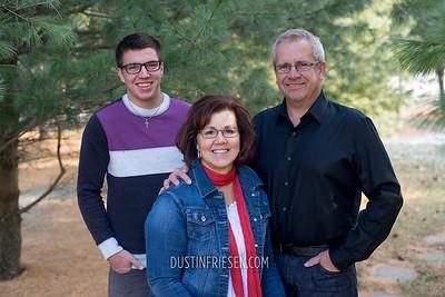 G. Friesen Family '13