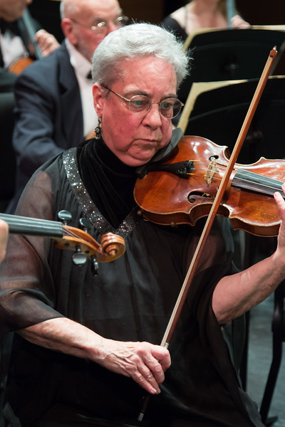 Deborah Friese -- Symphony of the Potomac at the Cultural Arts Center, Silver Spring, MD, February 2018.