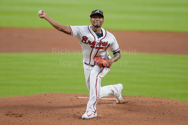 9/21/18 Atlanta Braves vs Philadelphia Phillies