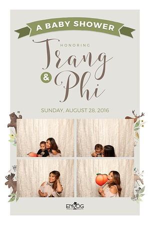 Trang & Phi's Baby Shower (prints)