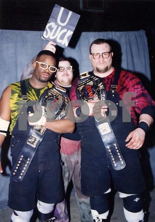 Dudley Boyz ECW photos