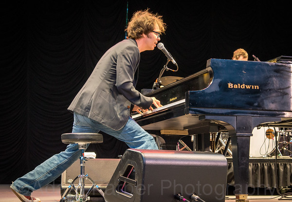 Ben Folds Five - Central Park, NYC, 2012