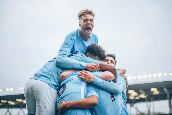 MCFC Academy 2017-18 Season