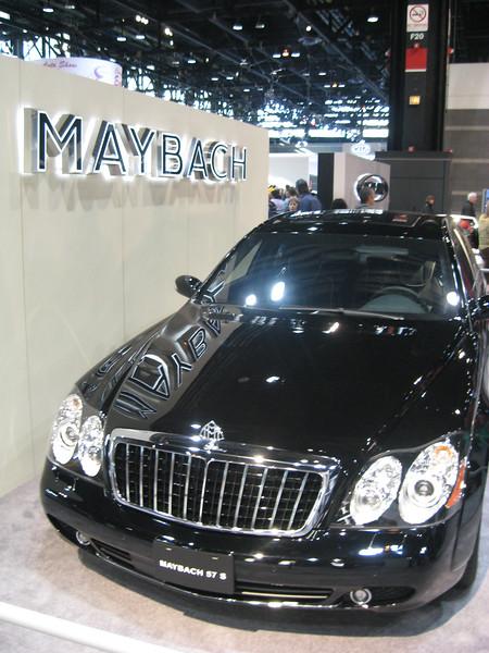 2008 Maybach 57 S