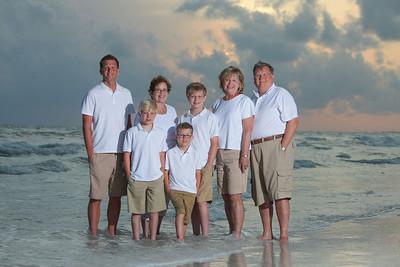 Pugsley Family Beach photos