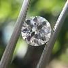 1.13ct Old European Cut Diamond, GIA H SI1 8