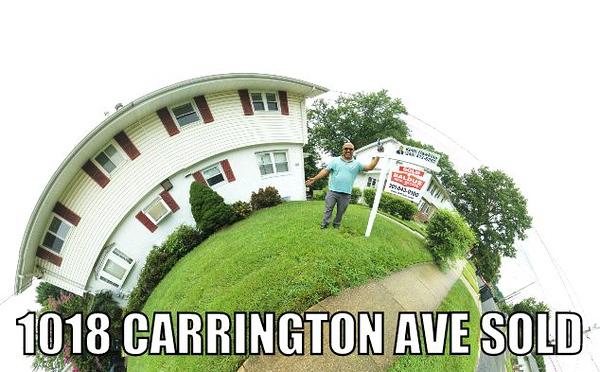 1018 Carrington Ave SOLD